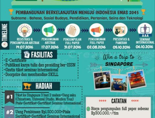 DIPERPANJANG Open Registration Call for Paper SKILL EXPO 10.0