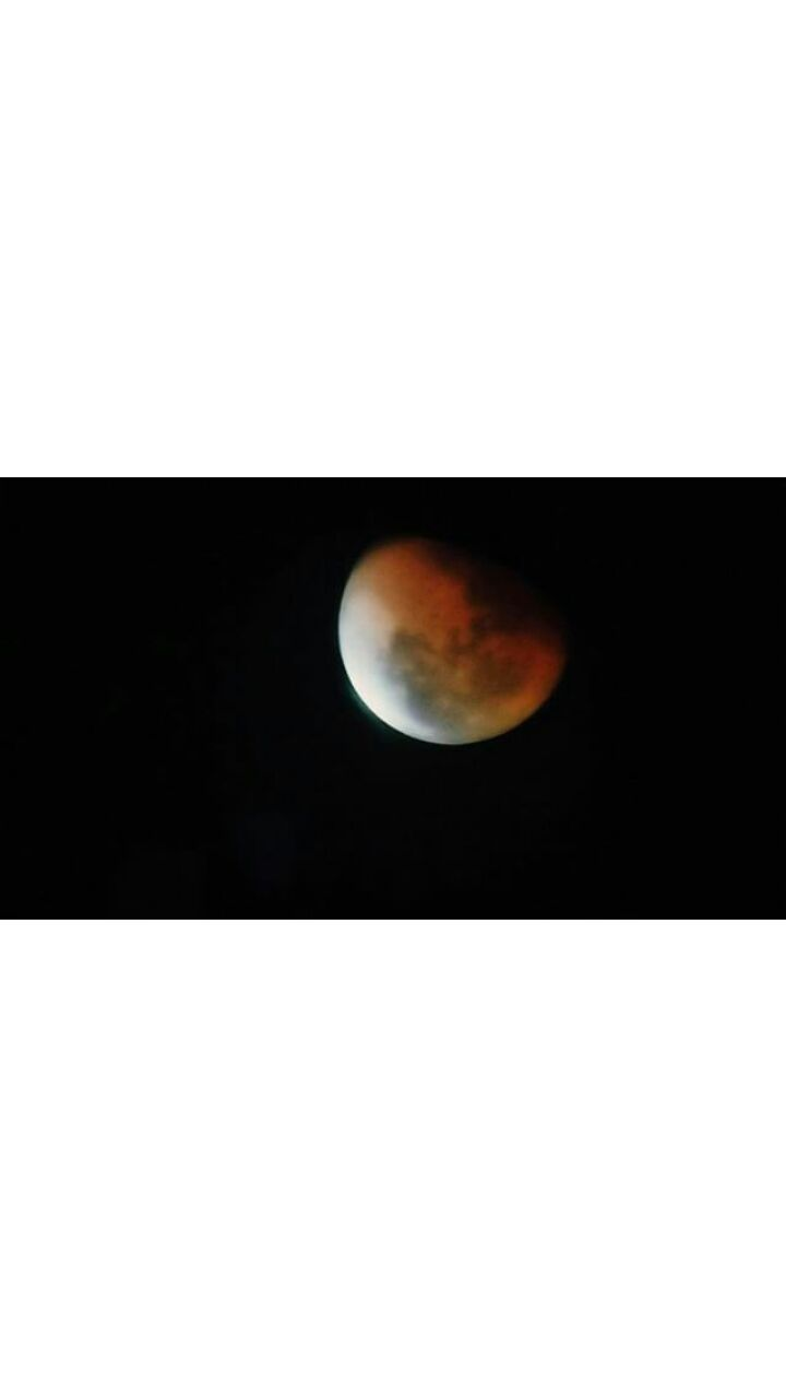 Foto Gerhana Bulan